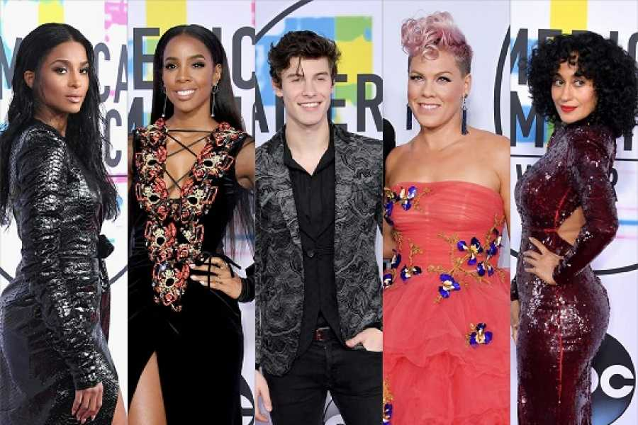Fashion: American Music Awards 2017 Red Carpet Pictures! #AMAs