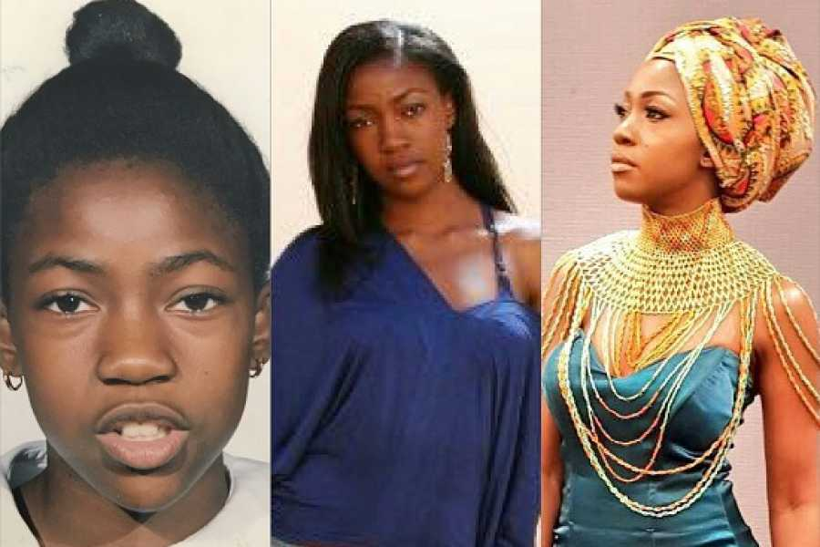 African Celebrities Then and Now: Angola's Weza Solange!