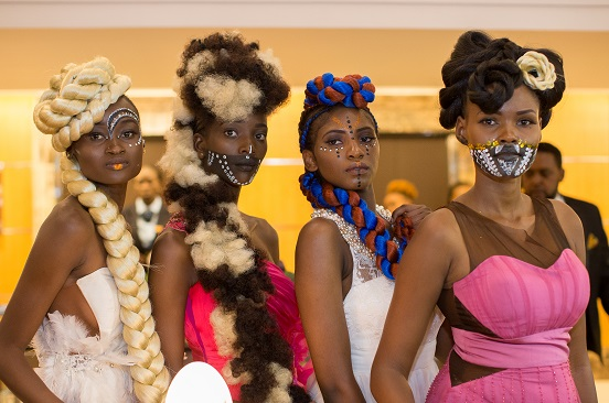 Kenya: Let's Talk about this Hair from #DarlingRunwayKenya