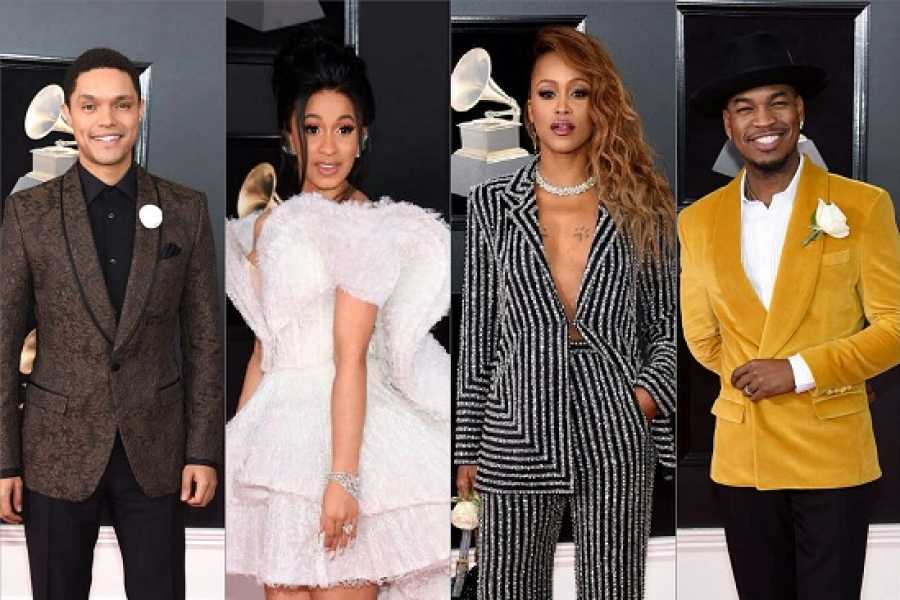 Fashion: Grammys 2018 Red Carpet Pictures! #Grammys