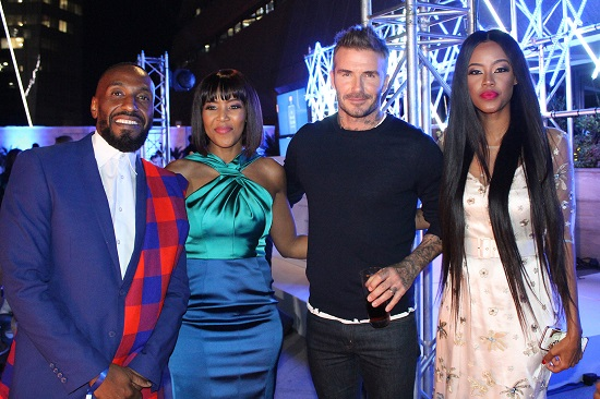 HAIG CLUB Clubman Launches in South Africa with David Beckham!
