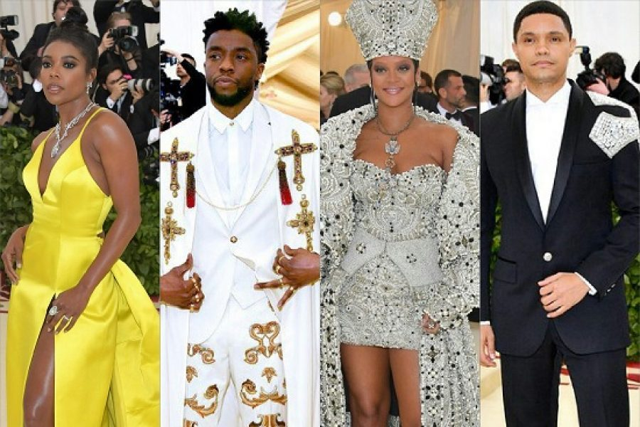 Fashion: The Met Gala 2018 Red Carpet Pictures! #MetGala