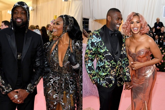 The Met Gala 2019 Couples Edition! #MetGala2019