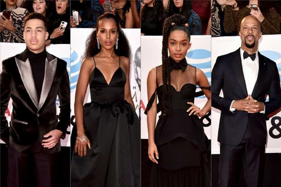 FASHION: The 49th Annual NAACP Image Awards Red Carpet Pictures!