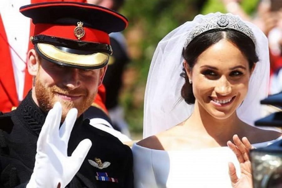 Prince Harry and Meghan Markle's Wedding Pictures! #TheRoyalWedding