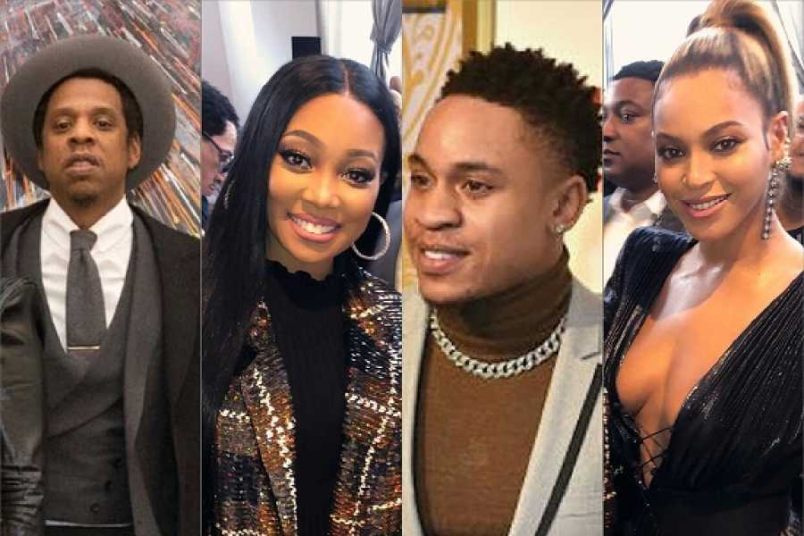 PICTURES: The Roc Nation Brunch 2018! #RocNationBrunch