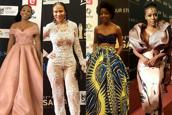 The SAFTAs 2018 Red Carpet Pictures! #SAFTAs12
