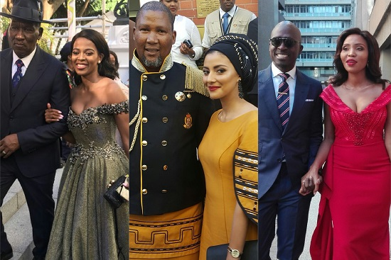 South Africa: The SONA 2018 Red Carpet Pictures!