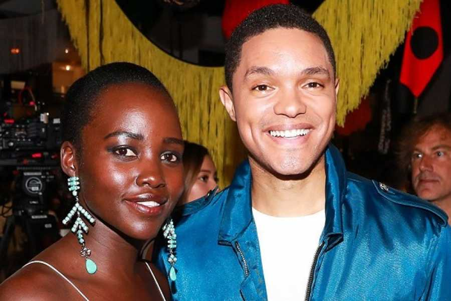 Lupita Nyong'o to Co-Produce and Star in Trevor Noah's Biopic! #BornACrime