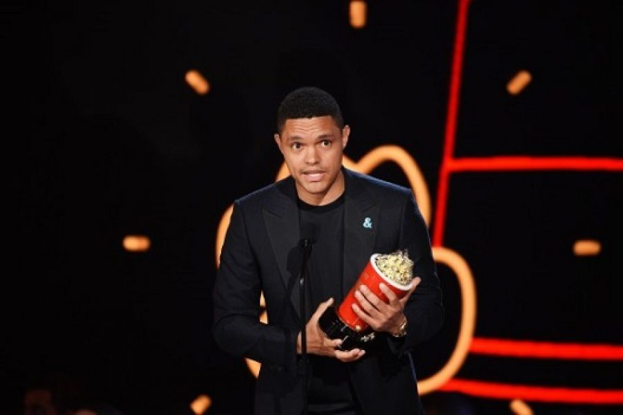 South Africa's Trevor Noah Continues To Shine!