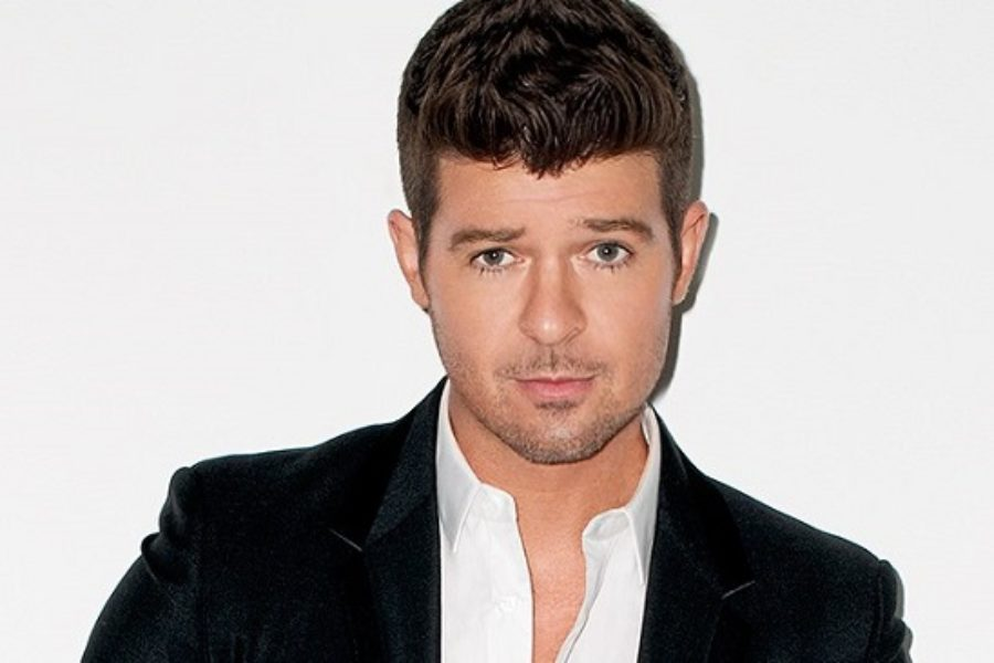South Africa: Here is a Robin Thicke Experience Just For You!