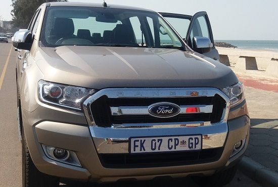 Ford South Africa Drives Us To Maputo, Mozambique In a Ford Ranger!