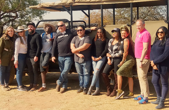 South Africa: The #FordWildLife Experience In Pretoria!