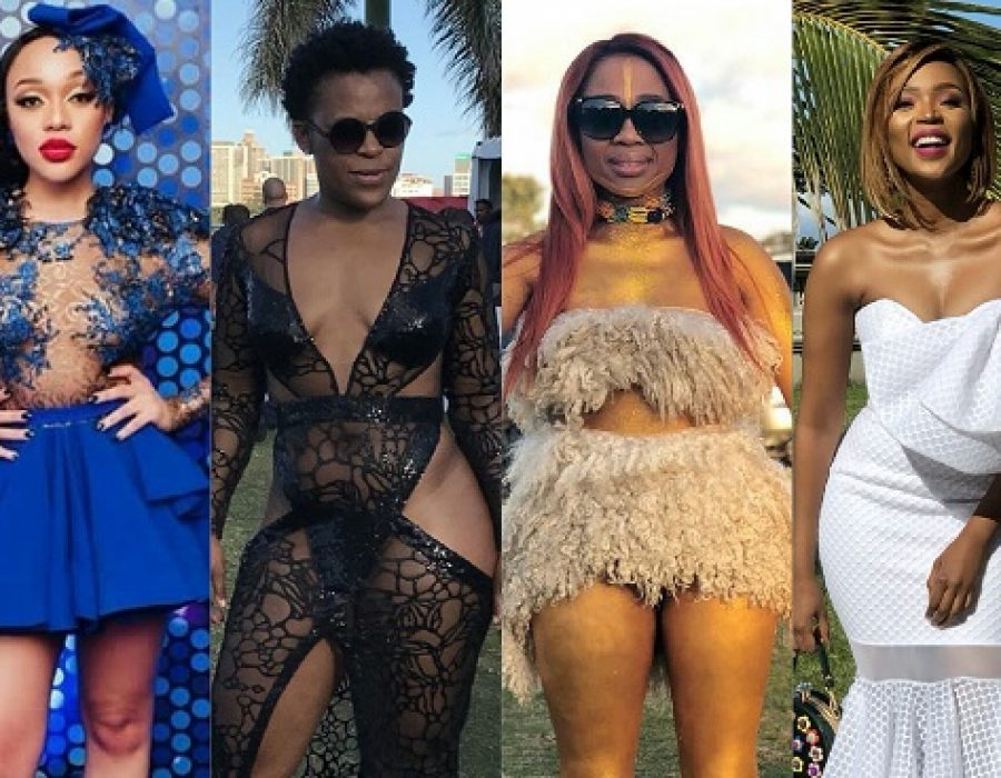 Fashion: Vodacom Durban July 2018 Pictures! #VDJ2018