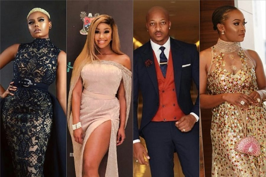Pictures: The Glitz and Glam from the #AMVCA2018