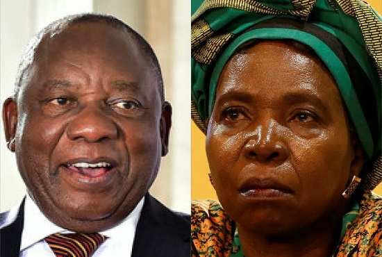 South Africa: Cyril Ramaphosa is the New President of the ANC! #ANC54