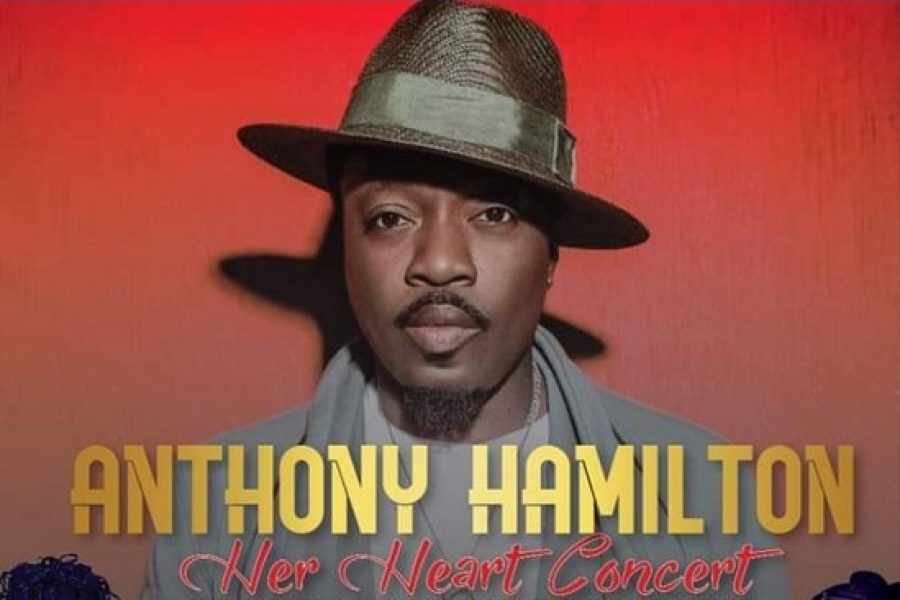 Anthony Hamilton stages 'Her Heart' Concert in Polokwane.