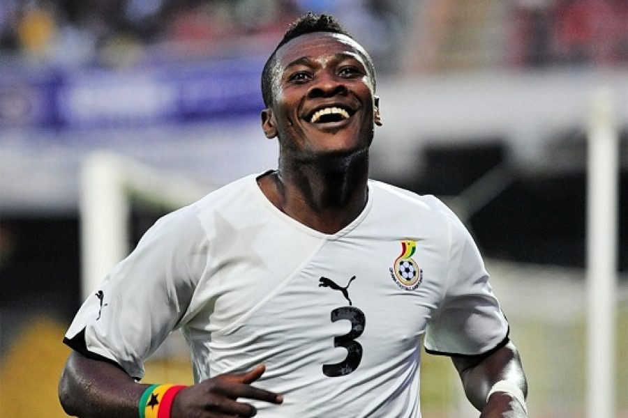 Ghana: Asamoah Gyan now available for AFCON 2019!