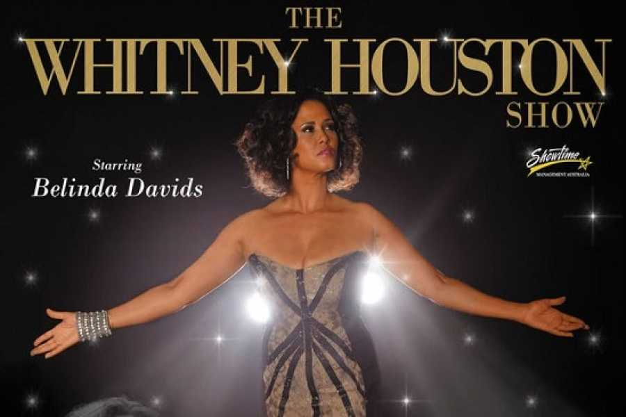 SA Singer Belinda Davids WOWs on The Whitney Houston Show!