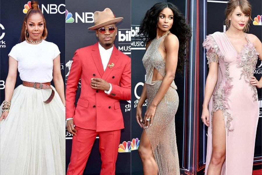 Billboard Music Awards 2018 Red Carpet Pictures! #BBMAs