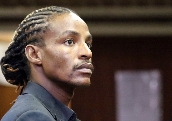 South Africa: Kwaito Star Brickz Sentenced to 15years in Prison for Rape.