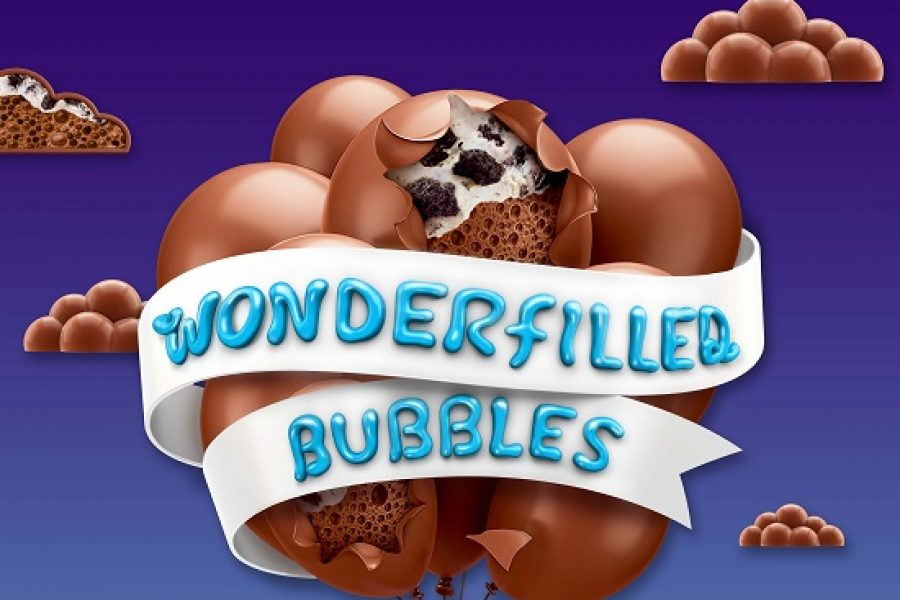 Cadbury Launches its Dairy Milk Bubbly Oreo with #WonderFilledBubbles!