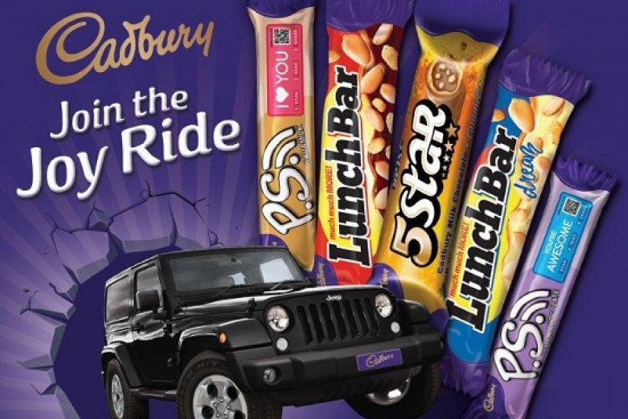 Join The #CadburyJoyRide for a Chance to Win a CUSTOMISED Jeep Wrangler!