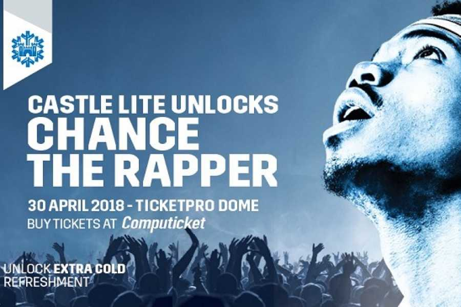 Ticket Winners: #CastleLiteUnlocks Chance The Rapper.