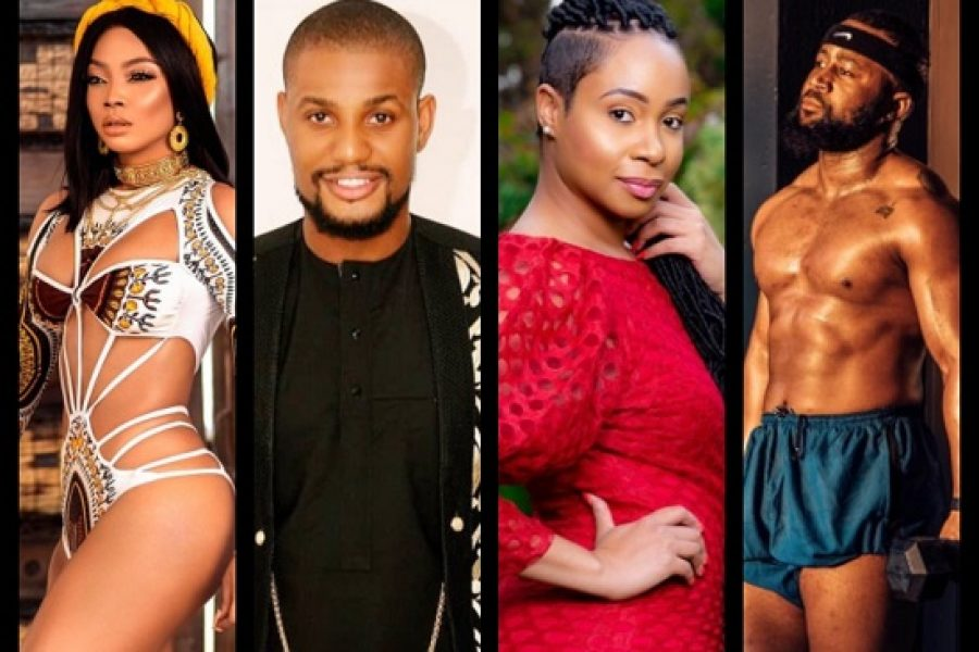 Celebs in Pics: African Celebrities Captured on Camera!