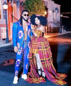 Ossify Media | Celebs in Pics – Flavour Nabania and Yemi Alade