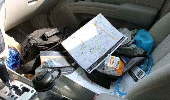 Ford's Tips on How to Declutter Your Car.