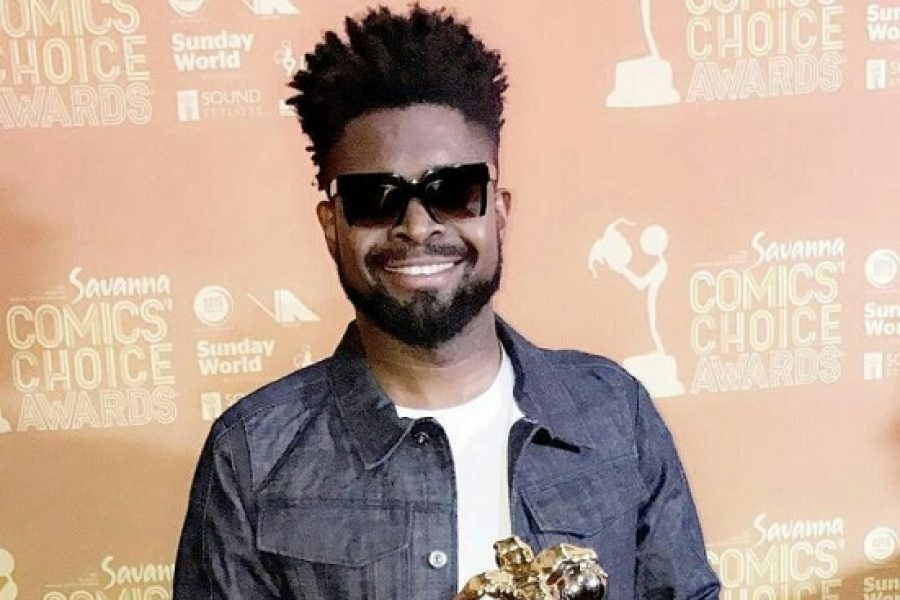 Nigeria: Basketmouth Wins Pan African Comic Of The Year Award in South Africa!