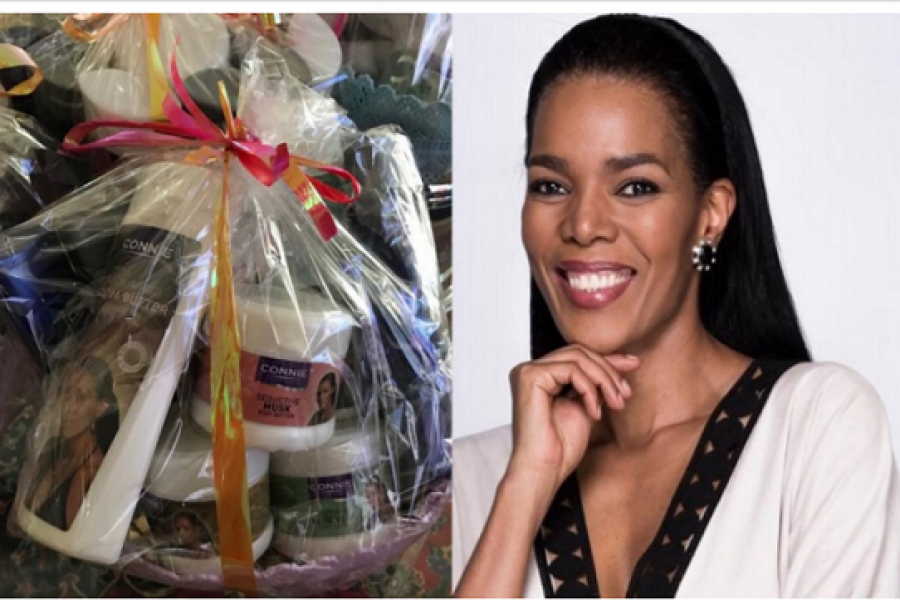 Competition: Win with Connie Ferguson and Ossify Media! #ConnieBodyCare
