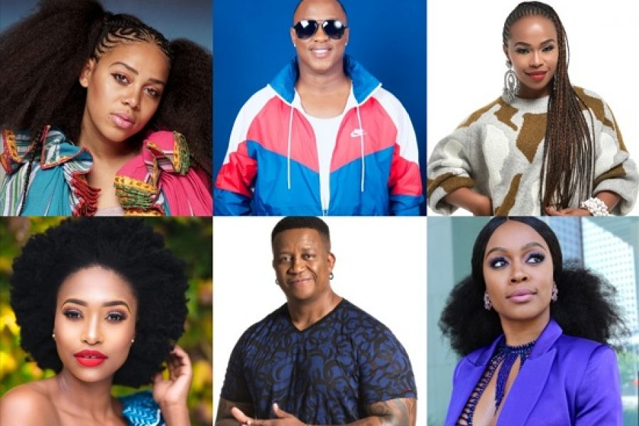 The Nominees for The 2020 DStv Mzansi Viewers' Choice Awards. #DstvMVCA