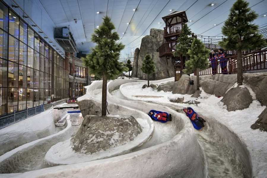 Travel: Enjoy Winter Wonderland in Dubai.