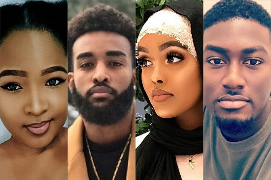 Pics: The Fine People from Your Countries! #FinePeopleFromAfrica