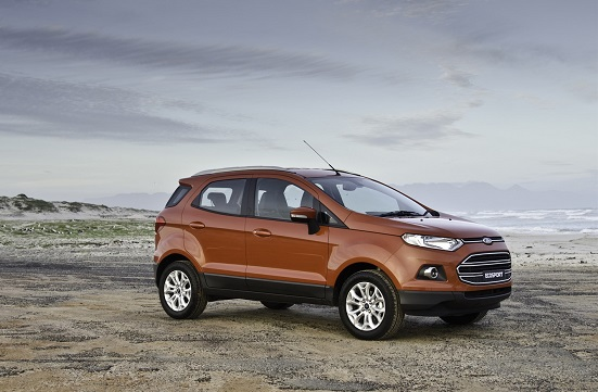 Review: The Stylish and Dynamic Ford EcoSport!