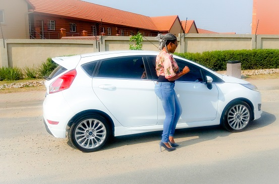 We Attend IdolsSA In A Frozen White Ford Fiesta 1.0 Eco Boost.