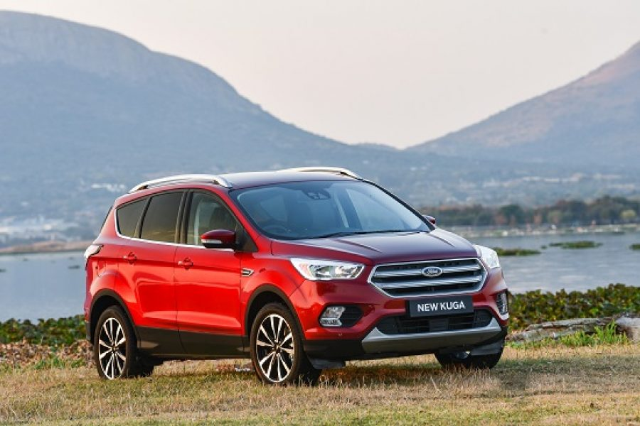 Ford South Africa Launches The New Kuga! #NewKugaLaunch
