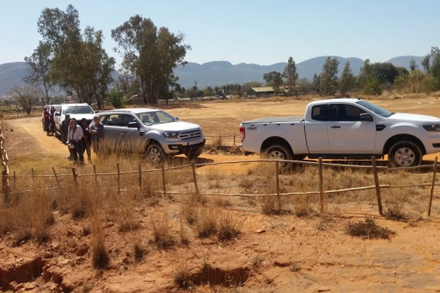 "#FordShero: Ford Celebrates Women's Month with a ""Women-Only"" 4×4 Event."