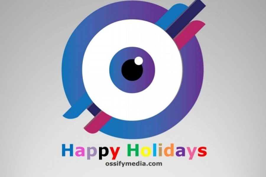 Happy Holidays to You and You and YOU!