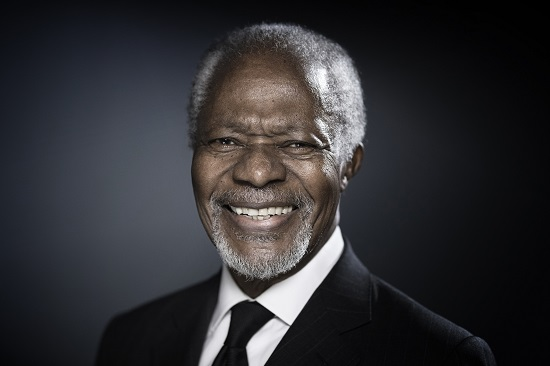 The World Continues to Mourn Kofi Annan! #RIPKofiAnnan