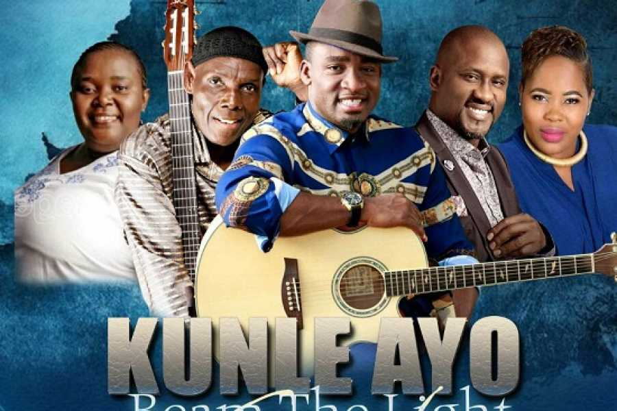 The Inaugural Kunle Ayo Beam The Light Concert 2018!