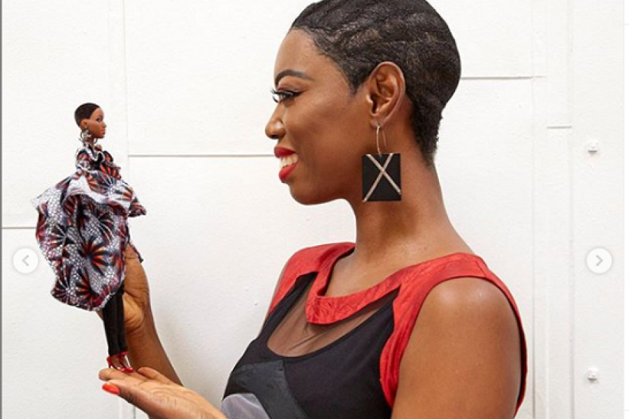 South African Artist Lira, Becomes 1st African To Get Own Barbie Doll.