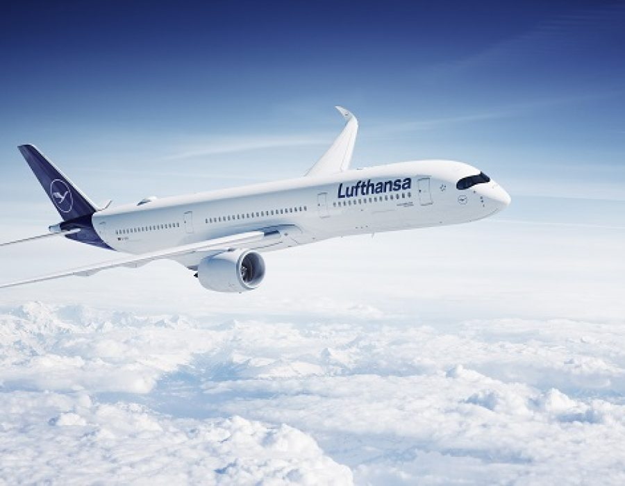 Oh YES!! Take Romance to the Skies with Lufthansa Group's Airlines.