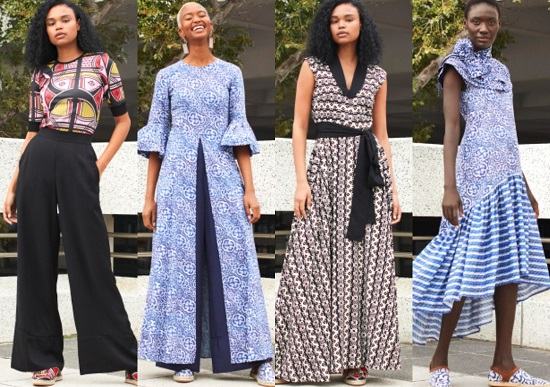 H&M's First African Designer Collaboration, MANTSHO X H&M is Finally Here!