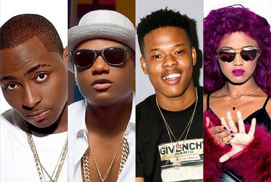 The 2017 MTV EMAs Best African Act Nominees Are…….. #MTVEMA