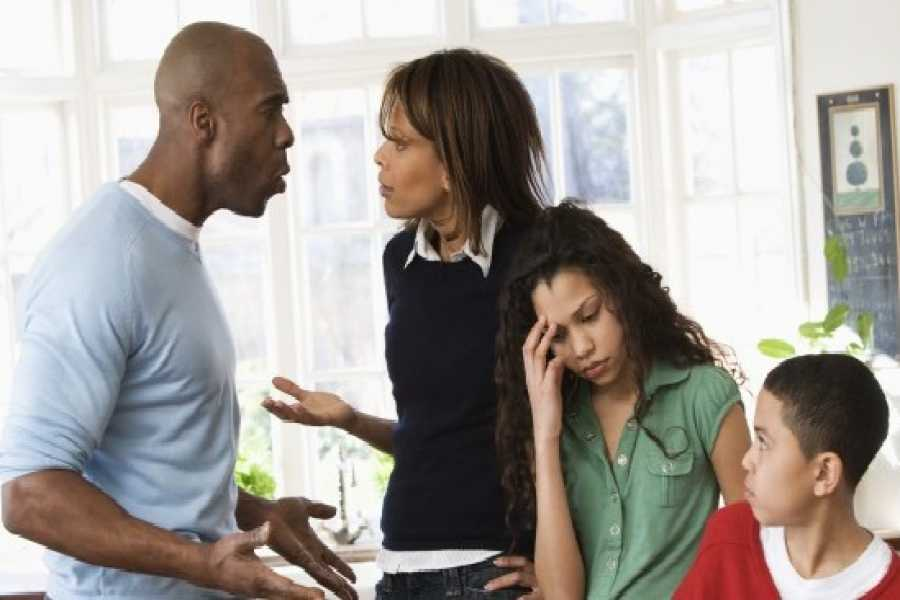 Don't Use Your Kids as an Excuse to Stay in an Unhealthy Relationship! #ParentingYard