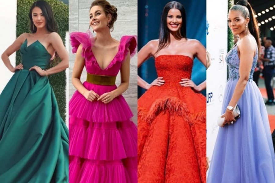 Fashion: Miss SA 2019 Red Carpet Pictures!