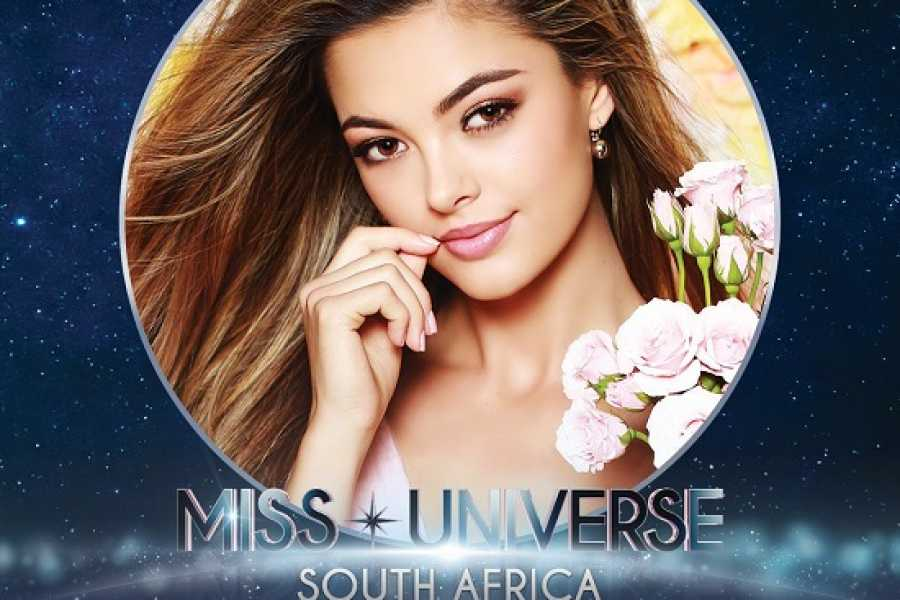Miss South Africa Demi-Leigh Crowned Miss Universe 2017!